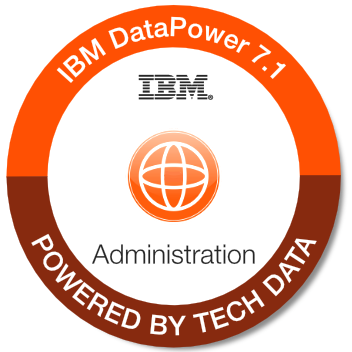 Tech Data - Accelerate, Secure and Integrate with IBM DataPower V7.1 badge