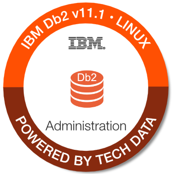 Tech Data - Db2 11.1 Administrator - Linux badge