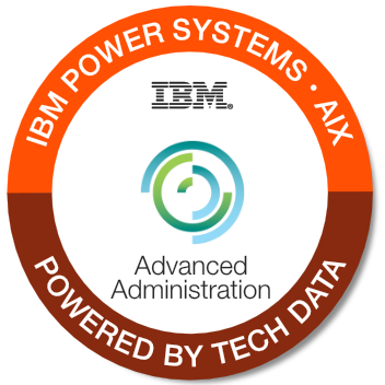 Tech Data - Power Systems for AIX Advanced Administration