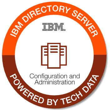 Tech Data - Directory Server Foundations badge