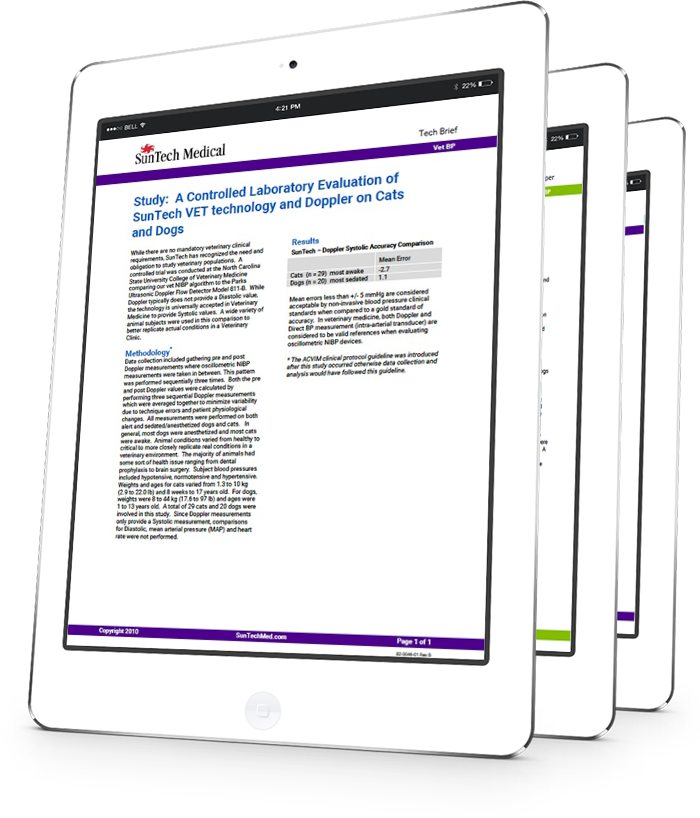 stress bp whitepaper pdfs on a tablet