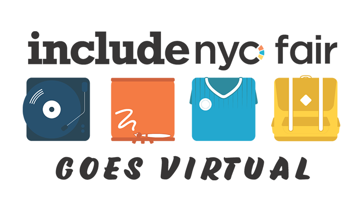INCLUDEnyc Fair goes virtual