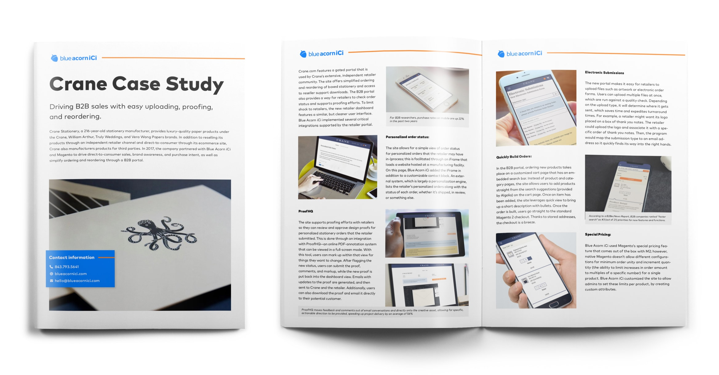 Case Study | Crane Stationery