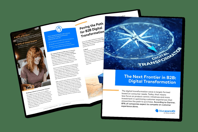 B2B Digital Transformation Workbook