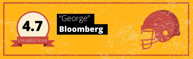 Bloomberg - 'Geroge' - 4.7 EQ Score