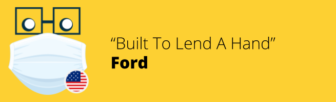 Ford - Built To Lend A Hand