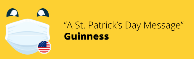Guinness - A St. Patrick's Day Message