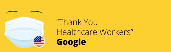 Google - Thank You Healthcare Workers