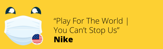 Nike - Play For The World | You Can't Stop Us