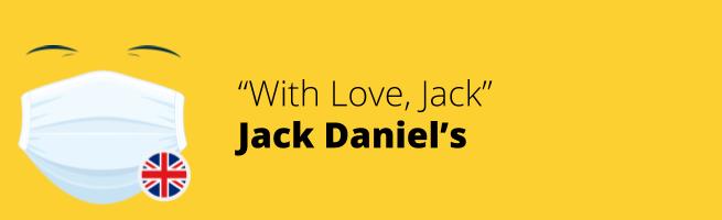 Jack Daniels - With Love Jack