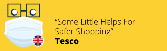 Tesco - Some Little Helps For Safer Shopping