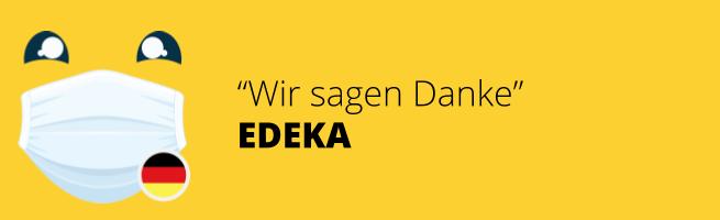 EDEKA - Danke