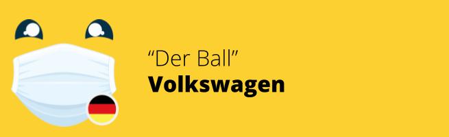 Volkswagen - Der Ball