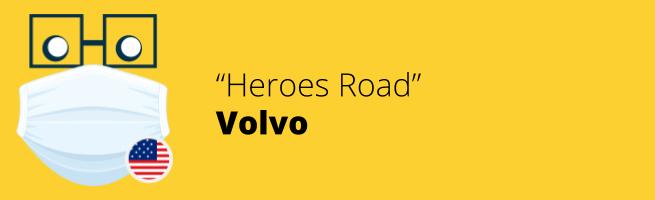 Volvo - Heroes Road