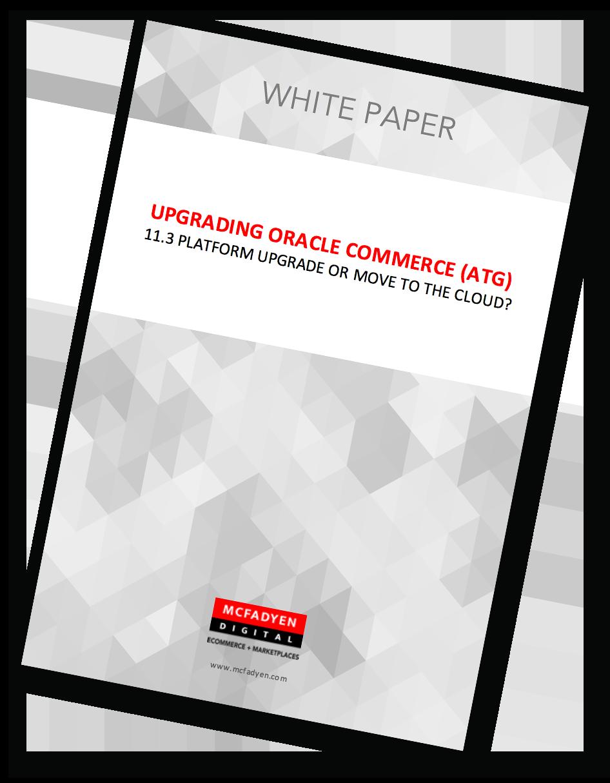 ATG Upgrade White Paper Cover
