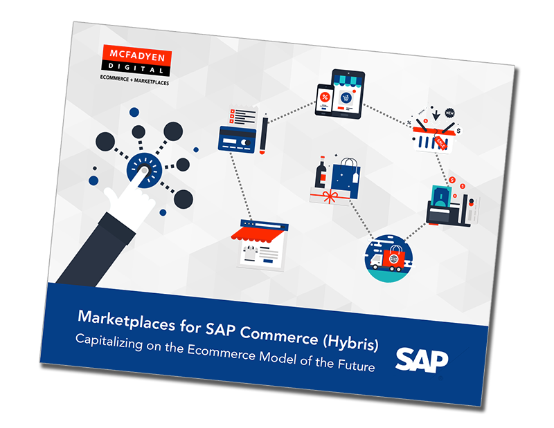 Online Marketplaces for SAP Commerce Ebook Cover