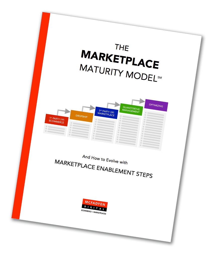 Marketplace Maturity Model Guide Cover