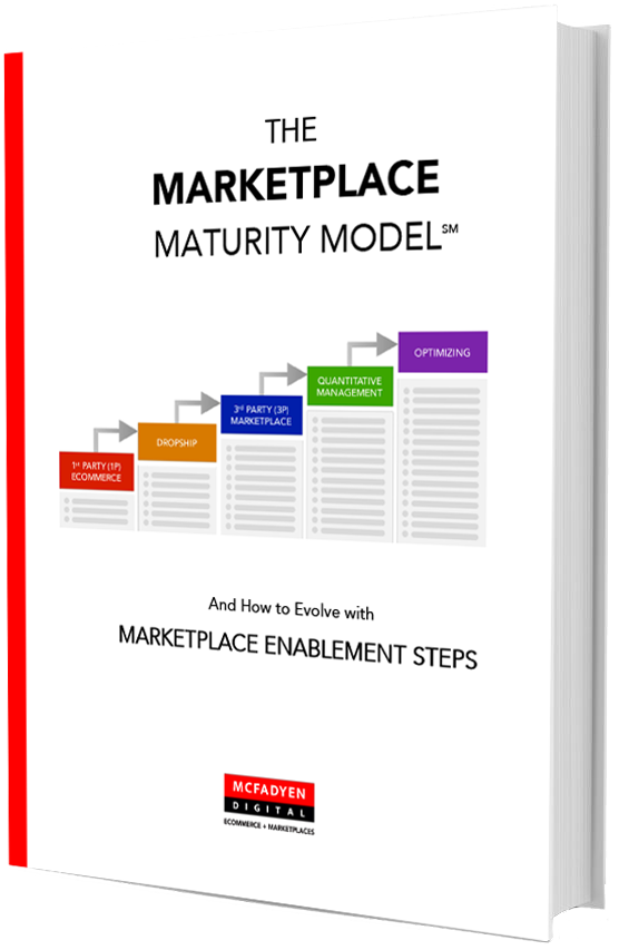 The Marketplace Maturity Model Guide Cover