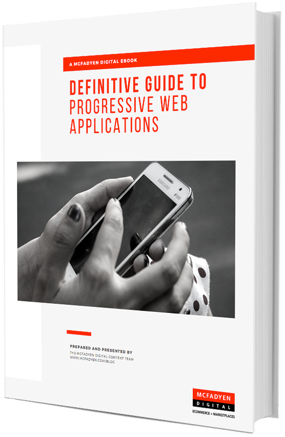 Definitive Guide to Progressive Web Applications Cover