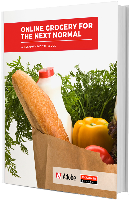 Online Grocery for the Next Normal White Paper Cover