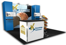 trade show exhibit rentals in Las Vegas