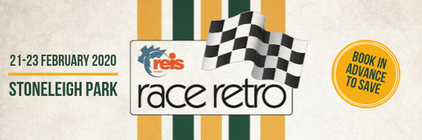 Race Retro 2020 @ Stoneleigh Park