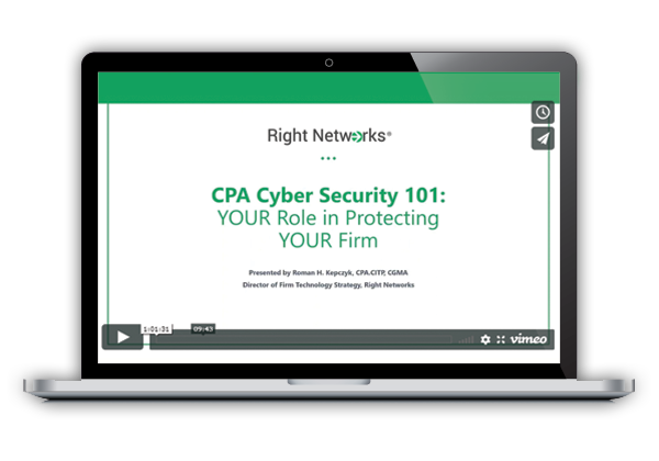 CPA Cyber Security 101: Your Role in Protecting Your Firm thumbnail