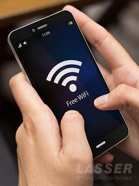 wifi largo alcance negocios y comercios madrid lasser