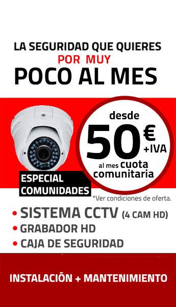 Oferta CCTV Comunidades