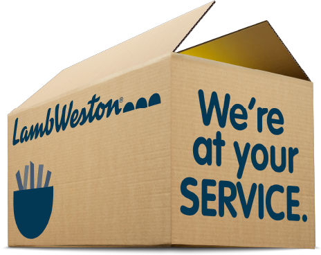 Lamb Weston® - We're at your SERVICE.