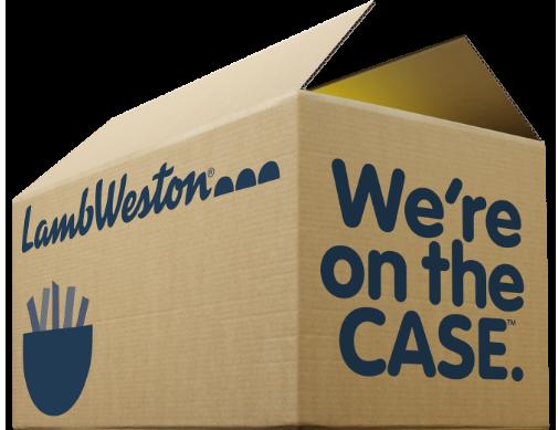 Lamb Weston® - We're on the case.™