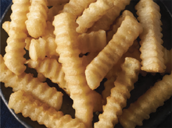 "1/2"" Concertinas® Fries (LW202)"