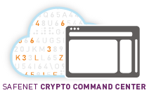 Crypto Command Center - Cryptography as a Service Logo