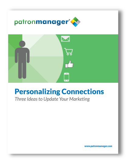 Personalizing Connections: Three Ideas to Update Your Marketing