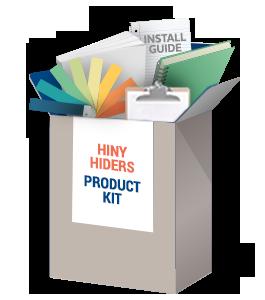 Hiney Hiders Product Kit