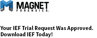 Your IEF Trial Request was Approved