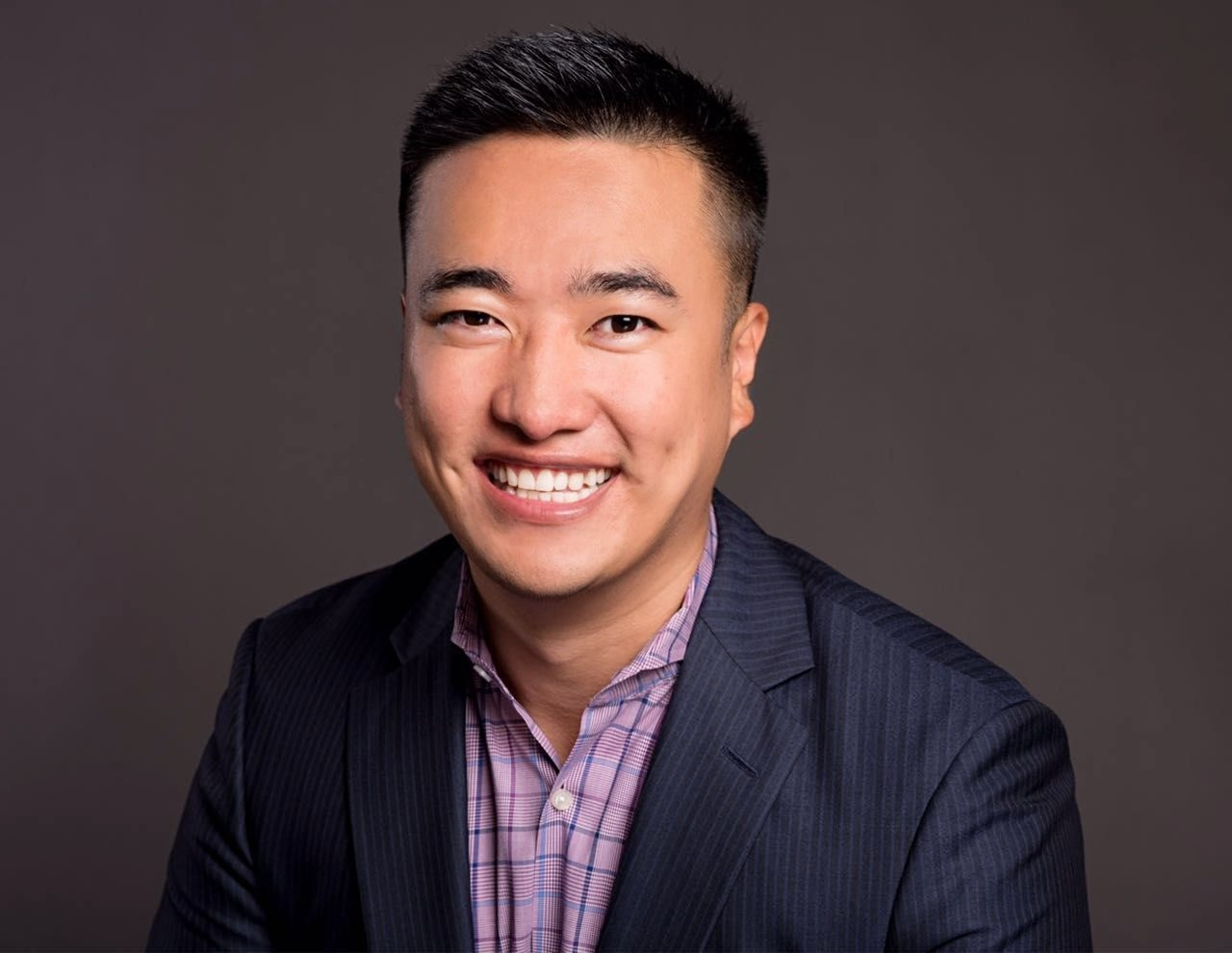 Picture of SF LGBT Center Board Member Jack Chen