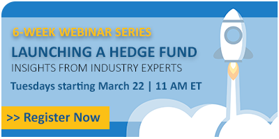 Hedge Fund Launch Webinar Series