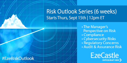 Hedge Fund Risk Outlook Webinar Series