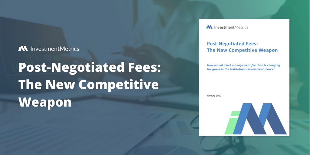 Post-Negotiated Fees: The New Competitive Weapon Graphic