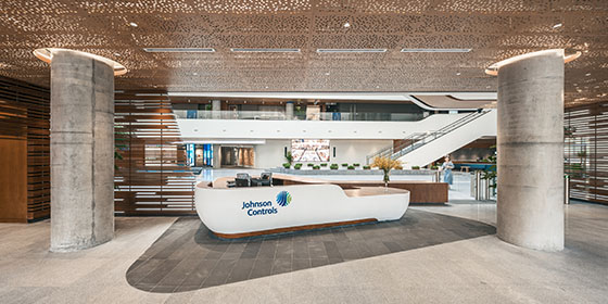 Johnson Controls APAC HQ