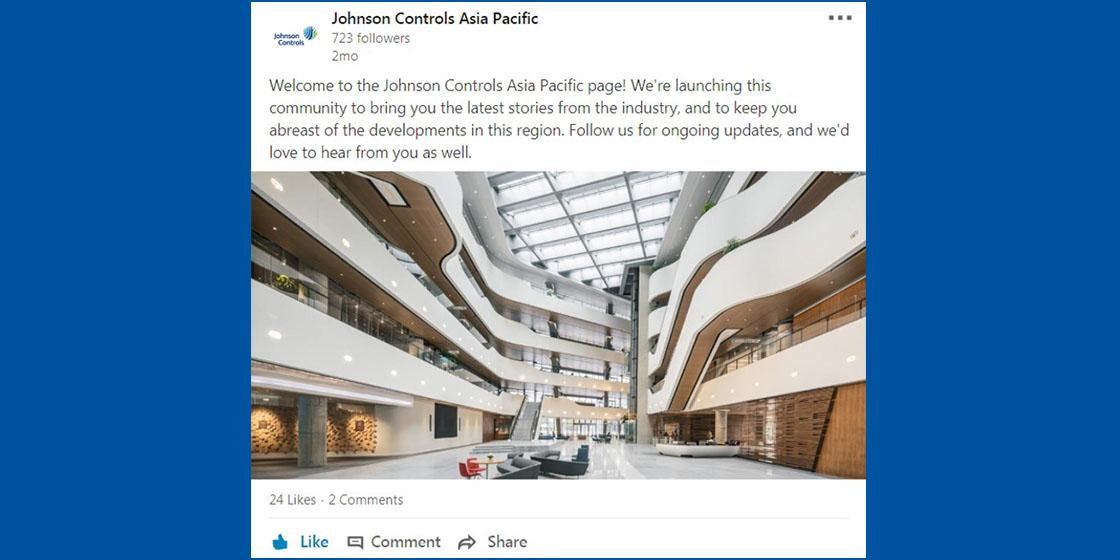 APAC LinkedIn