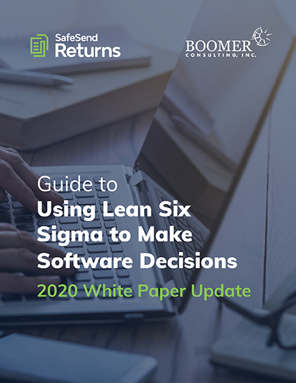 Download the Boomer Lean Six Sigma White Paper