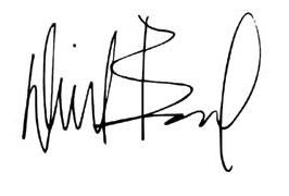 David Barnard Signature