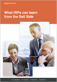 What IRPs can learn from the sell side