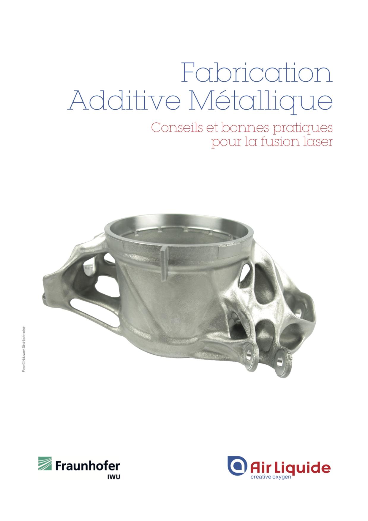 Livre Blanc Fabrication Additive