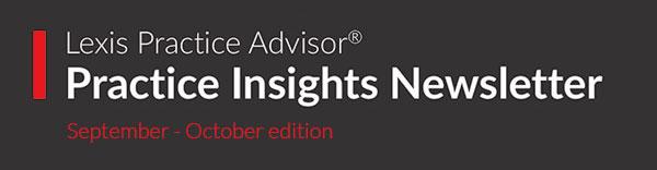 Practice Insight Newsletter