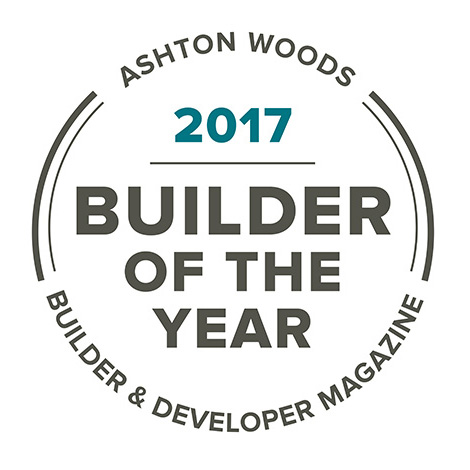 2017 Builder of the Year
