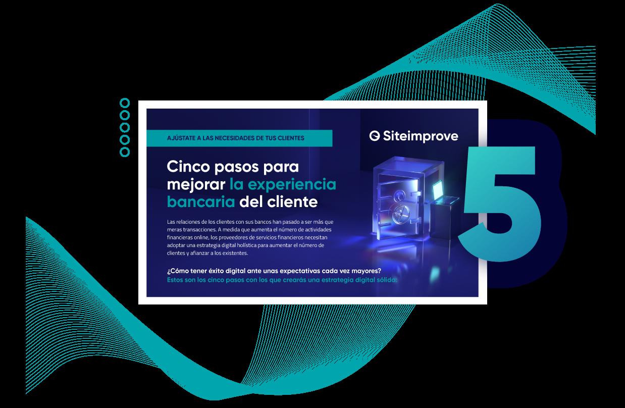 Checklist: 5 pasos para mejorar la experiencia bancaria del cliente