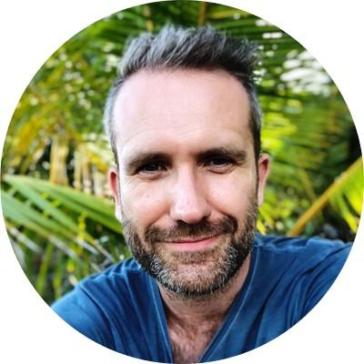 Profile photo of Mark Cox